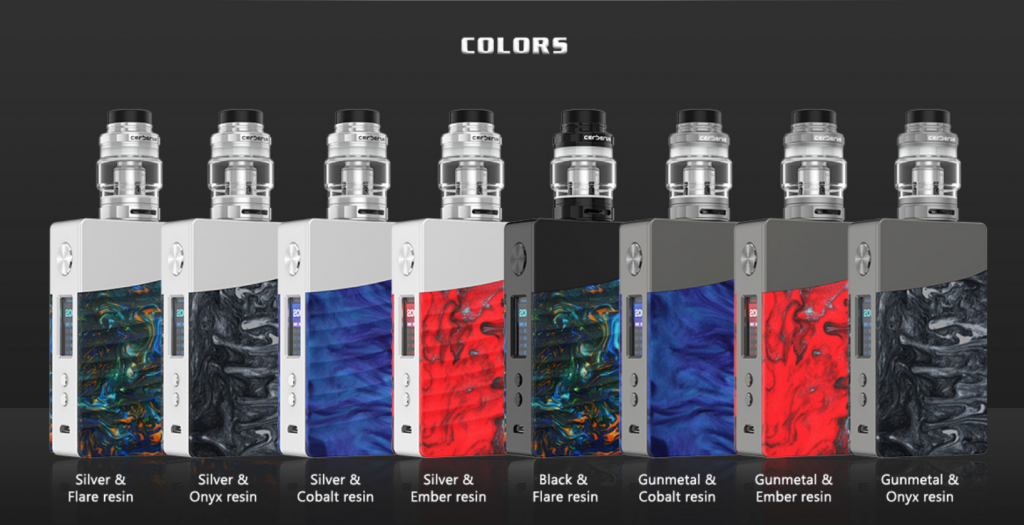 Geekvape Nova 200W TC Kit Preview