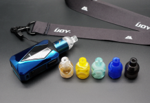 IJOY Diamond VPC Starter Kit