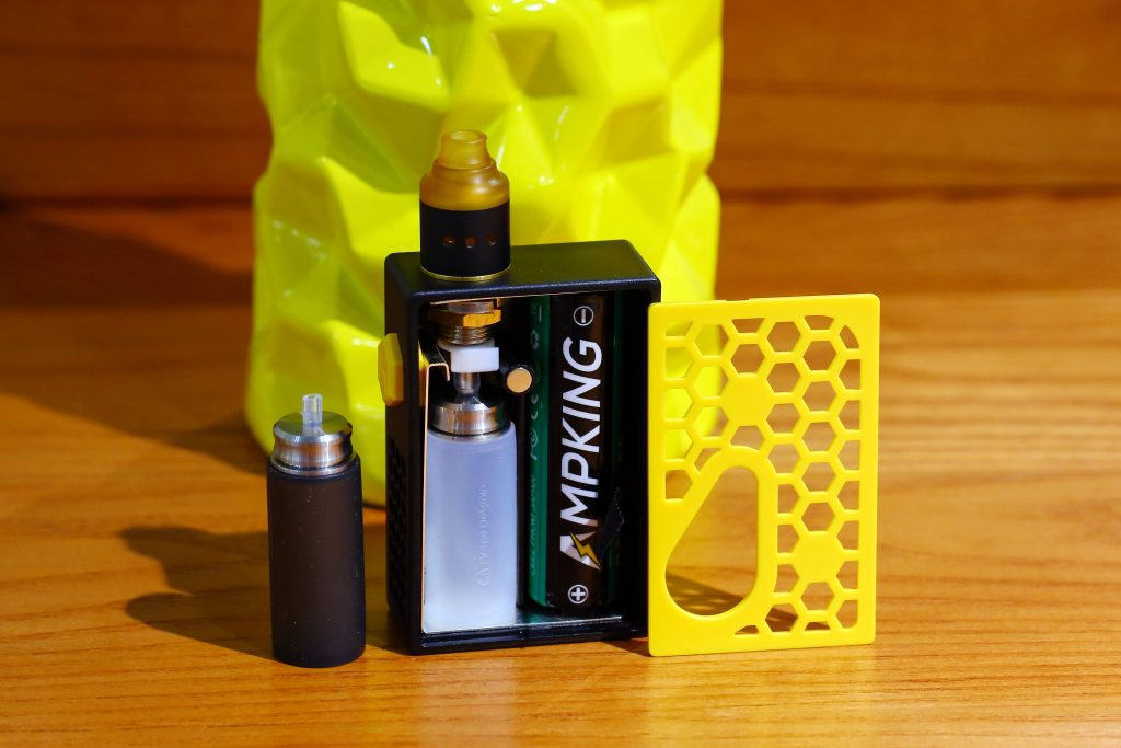 Swedish Vaper Hive Squonk Kit Review
