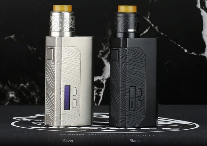 WISMEC Luxotic MF Box VV Kit with Guillotine V2 Preview