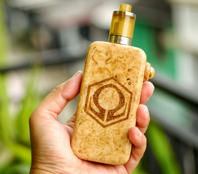 4 Unique and Eye-catching Mods for Vaping