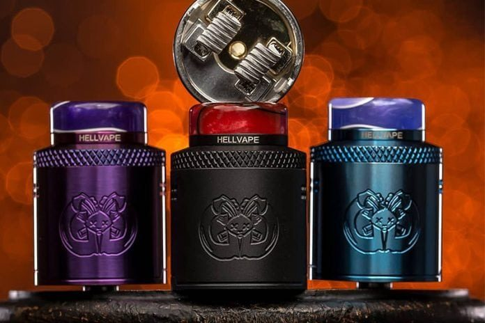 Hellvape Drop Dead RDA Preview