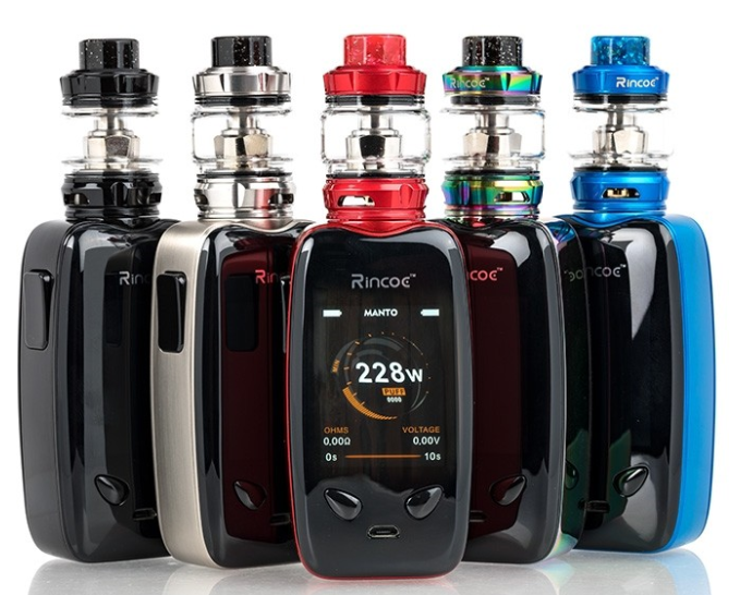 Rincoe Manto 228W Kit