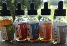Black Note V Series E-liquids Review