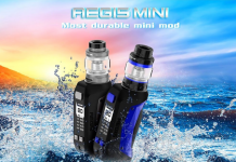 Geekvape Aegis Mini 80w Starter Kit