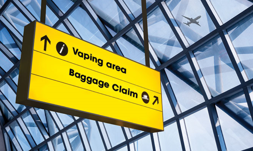 Tips for Vaping While Traveling