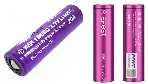 Best Vape Batteries 2019