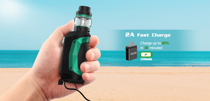 Geekvape Aegis Mini 80W TC Kit
