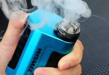 WISMEC Luxotic DF Box 200W Squonk Kit Preview