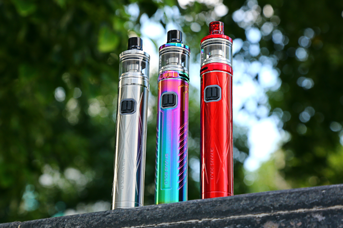 Wismec Sinuous Solo Starter Kit