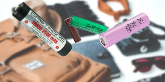 Best 18650 Batteries for Vaping in 2019