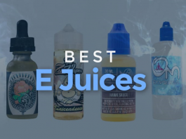 Best E-Juices/E-Liquids/Vape Juices 2019