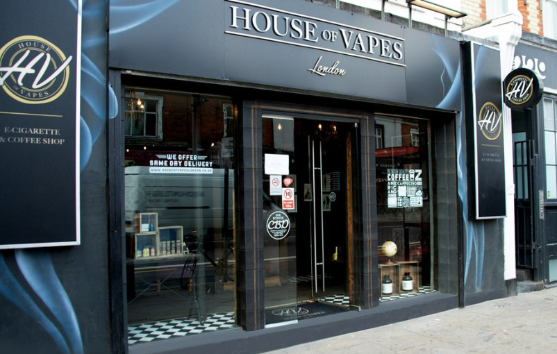 Best Vape Shops and Vape Stores in the UK