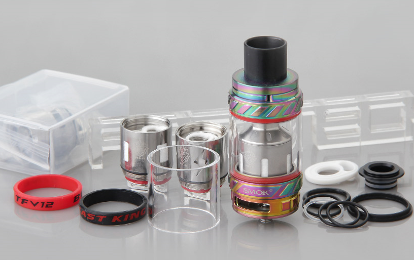 Best Vape Tanks for Flavor 2019