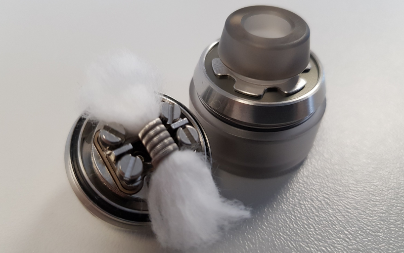 OFRF Gear RTA Vape Tank Review | Best RTA from China Ever
