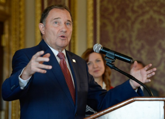 Utah's Governor Wants to Tax Vaping at the Same Rate as Cigarettes