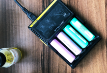 Best Battery Chargers for Vaping in 2019