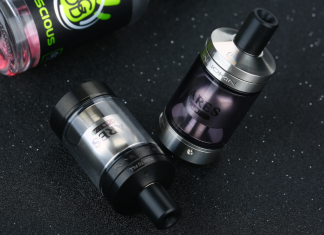 Innokin Ares MTL RTA Review