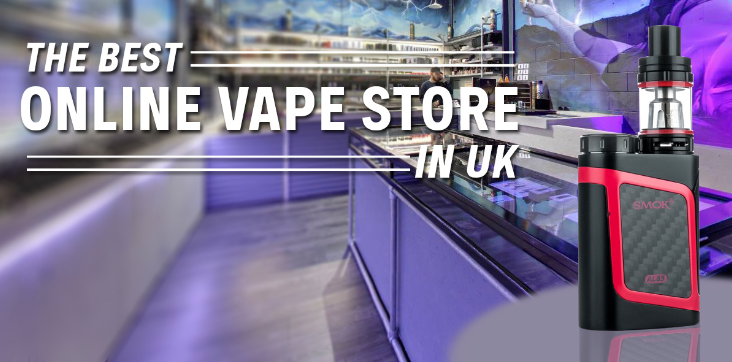Best Online Vape Stores UK